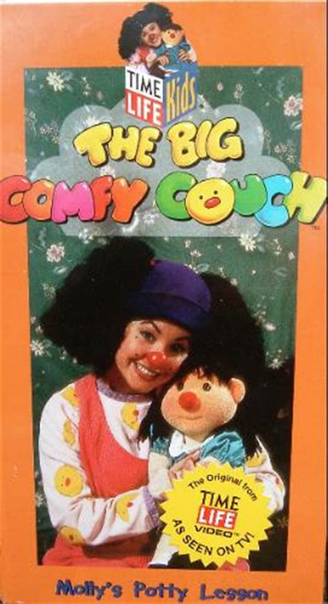big comfy couch song opening to the big comfy couch molly s potty lesson 1993