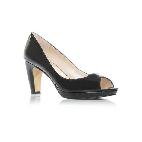 nine west shoes for nine west shipshape3 court shoes in black lyst