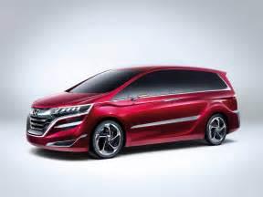 Automotive M A 2014 Honda Concept M Autovidal