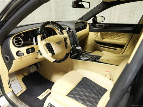 2006 bentley flying spur interior mansory bentley continental flying spur 2006 picture 8