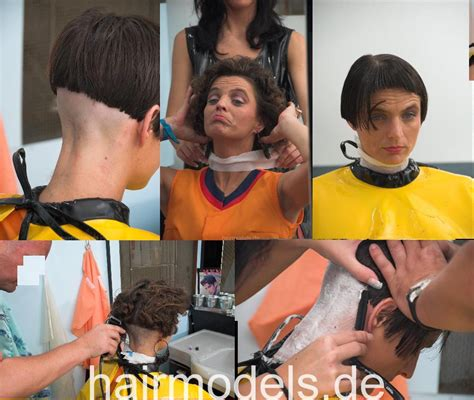 hairmedia barberette videos 898 sandra aline cut 23 min video for download hairmedia de