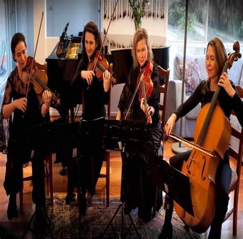 Wedding Songs String Quartet by Brisbane String Quartet String Trio Hire Brisbane
