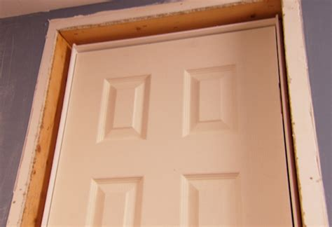 home depot interior door installation how to install interior door at the home depot