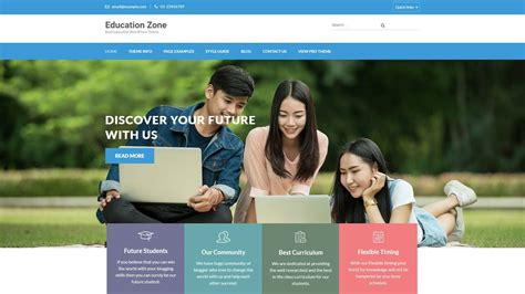 education wordpress themes cs themes education zone wordpress theme customization tutorial by