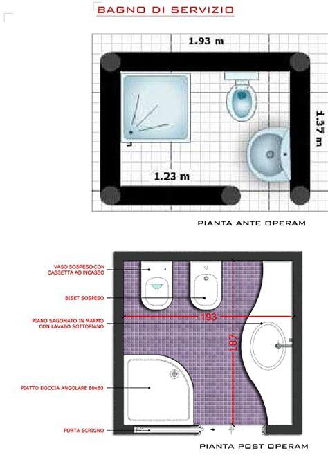esempi bagni piccoli progetti chiedi all architetto repubblica it