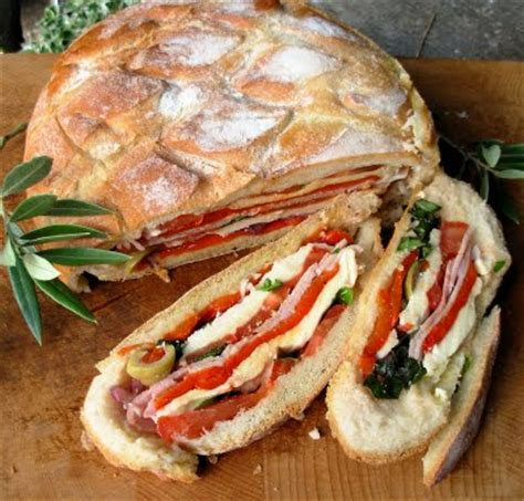 tope bagnate pan bagnat a picnic sandwich for a summer s day
