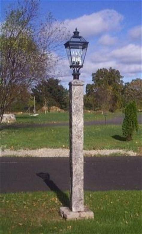 welcome to main street lighting inc l posts createk stone 72 inch l post lp 1 realistic
