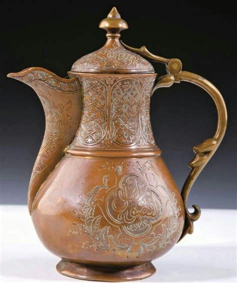 Ottoman Empire Coffee Coffee Pot From The Ottoman Empire 19th Century History Pinterest Ottomans Moka And Coffee
