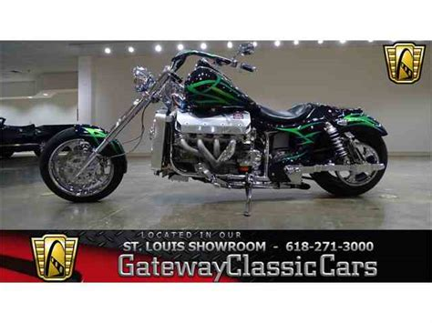 Boss Hoss Bike Cc by 2007 Boss Hoss Motorcycle For Sale Classiccars Cc