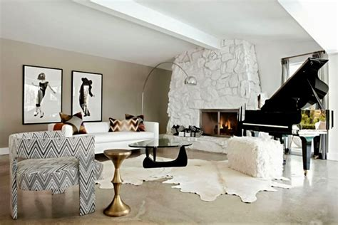 home decor los angeles sophisticated and fashionable living room interior design