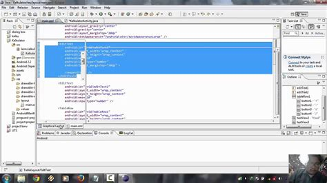 tutorial membuat aplikasi android sederhana menggunakan eclipse untuk pemula membuat aplikasi java kalkulator sederhana menggunakan