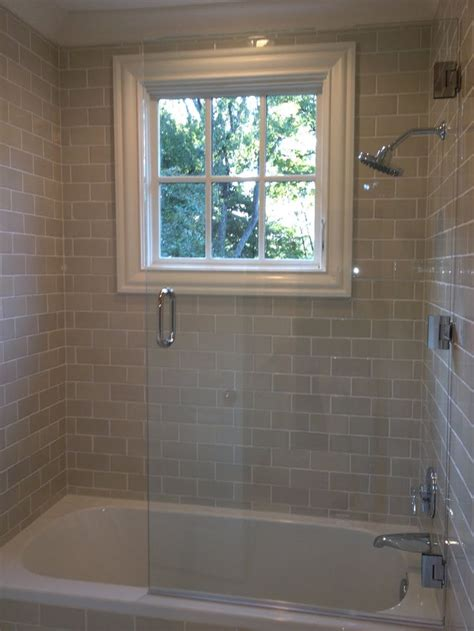 Bathroom Shower Windows 25 Best Ideas About Shower Window On Pinterest Master Bathroom Shower Master Shower And