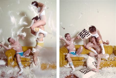 Pillow Fights by Pillow Fight
