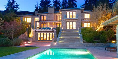 For Sale Vancouver by Vancouver Real Estate Jaw Dropping West Mansion For