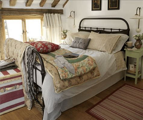 country cottage bedrooms cozy country bedrooms cottage my home style