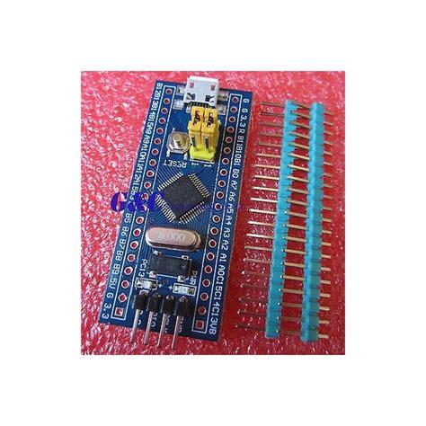 Stm32f103c8t6 Arm Stm32 Minimum System Development Board Module stm32f103c8t6 arm stm32 minimum system development board module arduino robotics bangladesh