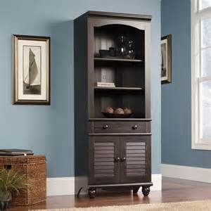 Wall Bookcases With Doors A E Wood Designs Hton 84 Quot Bookcase Reviews Wayfair