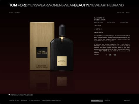 Tomford Black Orchid T1310 5 Parfum Tom Ford D Orchid E Nike Air Max Lebron 7