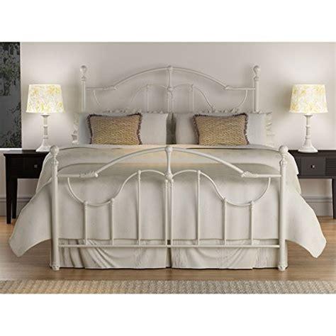antique white metal headboard glassport antique white metal bed queen buy online in