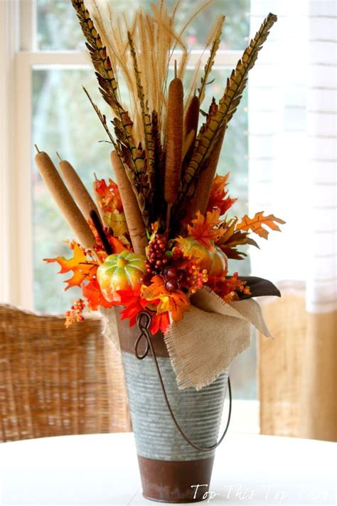 fall centerpieces with feathers 17 best images about fall decor on pinterest feed corn