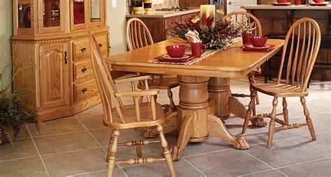 Amish Oak Dining Room Furniture Dining Rooms With Wood Furniture Leetszonecom Wood Dining Room Furniture Sets Thomasville