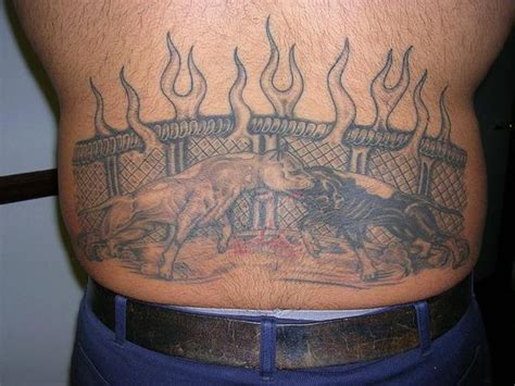tribal pitbull tattoos tribal best tribal pitbull