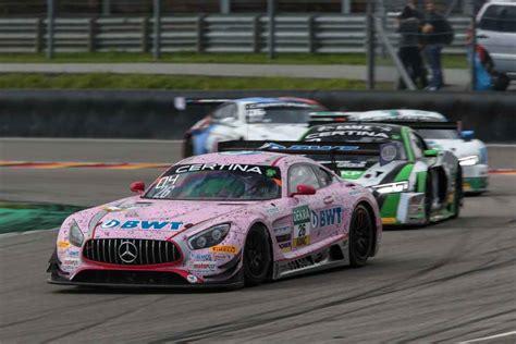 Audi Schmidt Sachsenring by Adac Gt Masters Sebastian Asch Und Edoardo Mortara Neue