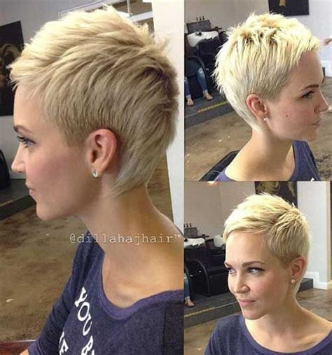blonde pixies for diamond face face framing short pixie hairstyle ideas short pixie