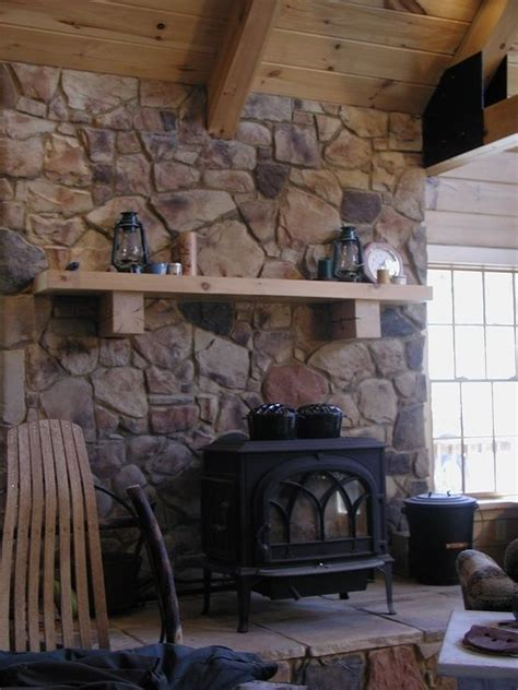 Wood Stove Design Ideas by Wood Stove Pictures Wood Stove With Mantle And
