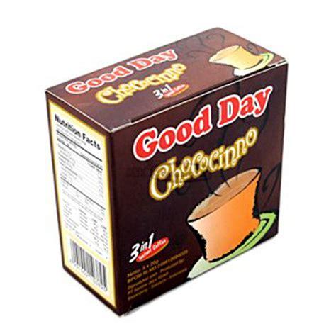Day Chococinno Isi 5 Sachet Kopi Instan Goodday Home Minuman Teh