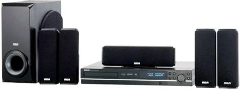 rca rtd317w dvd home theater system 250 watts total power