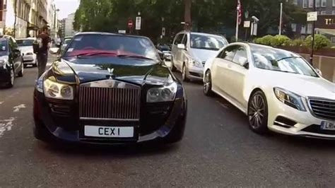 roll royce brunei on the streets rolls royce black ruby
