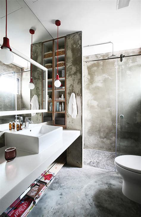 concrete screed the look alikes home decor singapore