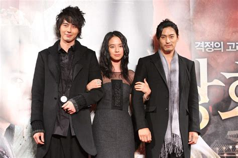 film a frozen flower korean a frozen flower korean movie 2008 쌍화점 hancinema