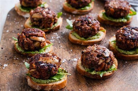 australian mushrooms mushroom  beef rissoles