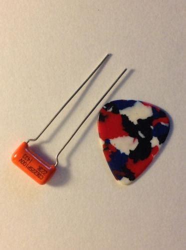 capacitors guitar tone orange drop 225p foil guitar tone capacitors axegrinderz guitar tone products
