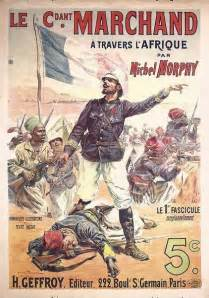 Vintage french foreign legion book cover poster foreign legion