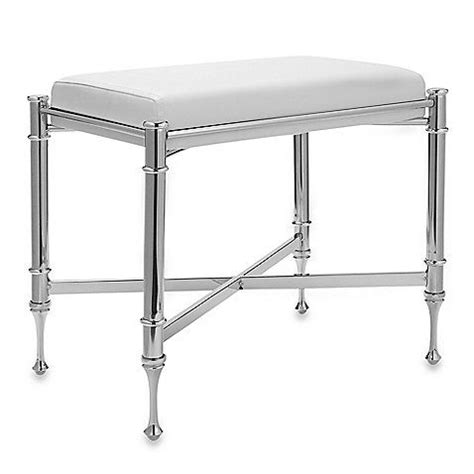 small chrome vanity stool 17 best vanity stool images on