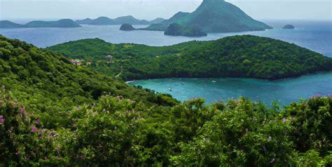 Location maison vacances avec piscine et vue mer à Saint François Guadeloupe.
