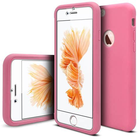 coque antichoc 360 ultimate touch gel apple iphone 6 6s