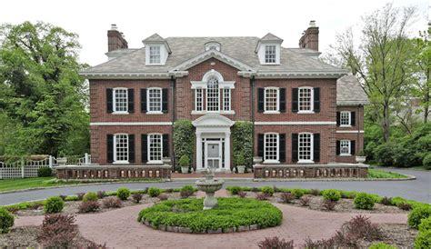 brick colonial house house hunting 7 beautiful brick homes