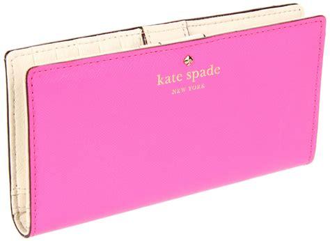 Kate Spade Mikas Pond kate spade new york mikas pond wallet in blue pink