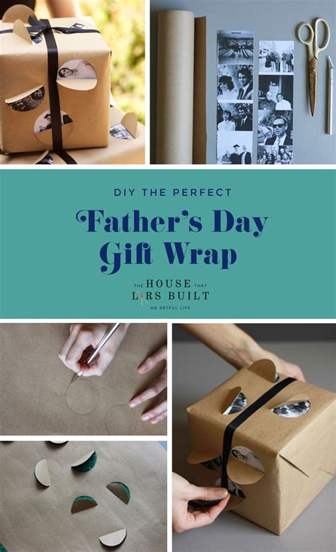 fathers day gift s day gift wrap the house that lars built