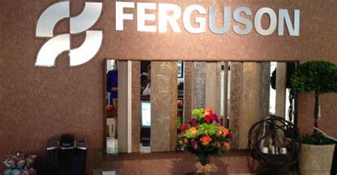 ferguson showroom clive ia supplying kitchen and bath