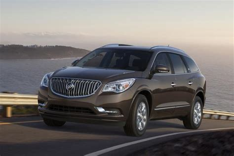 2014 buick cars 2014 buick enclave new car review autotrader