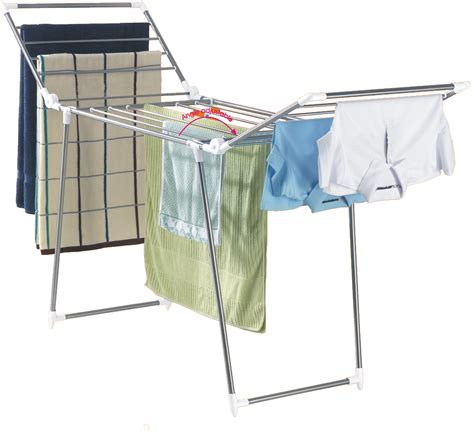 Drying Rack Clothes by Maxplus Mpd2118x0 Drying Rack W Clothes 24pegs