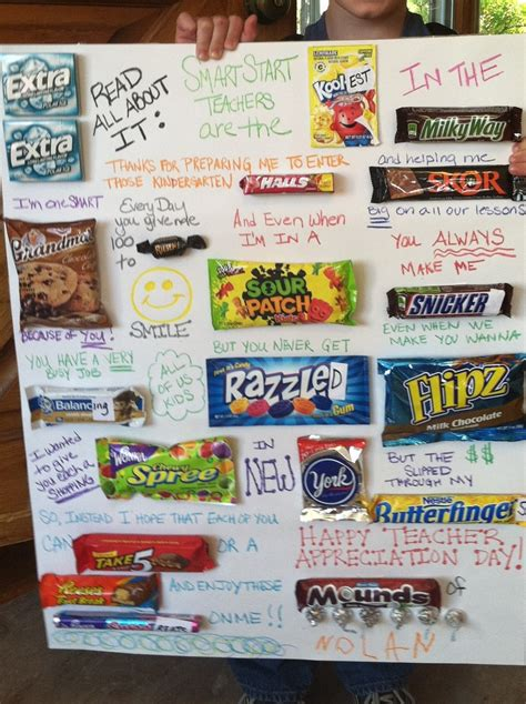 Gm Retiree Gift Card - best 20 candy bar sayings for teachers ideas on pinterest candy sayings gifts