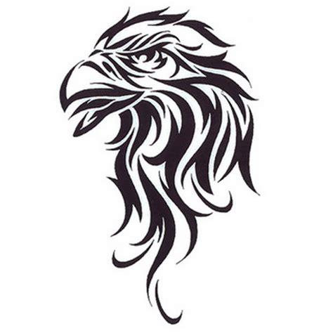tribal animal tattoo ideas simple eagle tribal tattoo design tattoos pinterest
