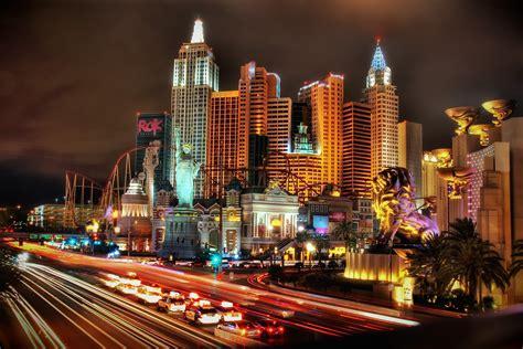 Las Vegas Lights by Las Vegas Wallpaper