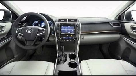 toyota camry 2017 interior 2017 toyota camry release date specs interior review